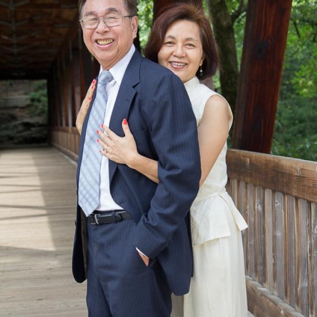 Parents of bride