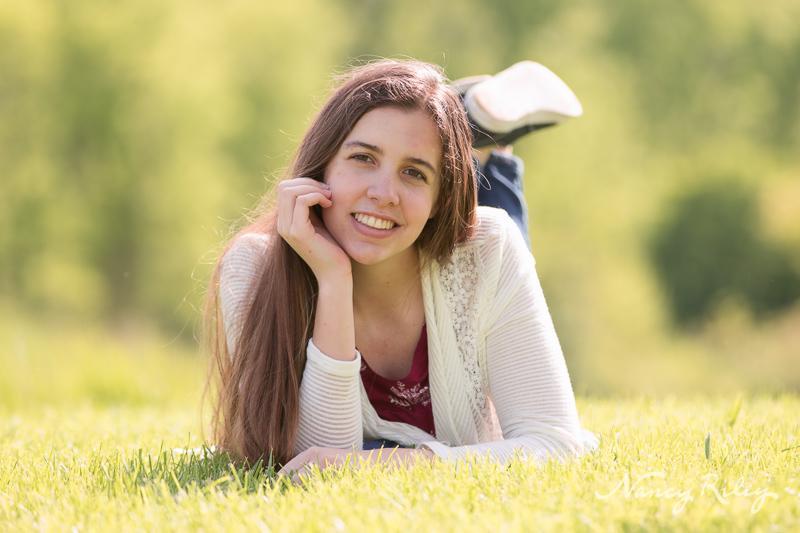 Cincinnati senior portraits–Jessica