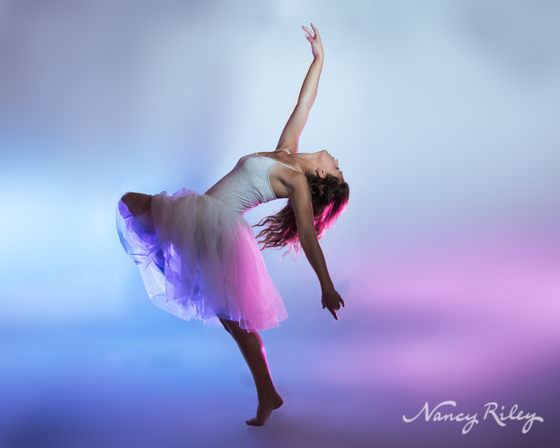 Senior Ballet Dancer