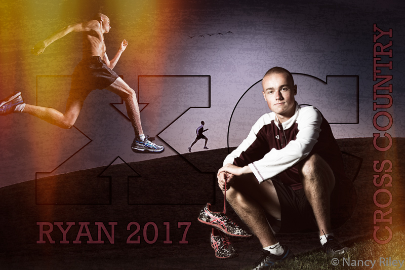 cross country collage
