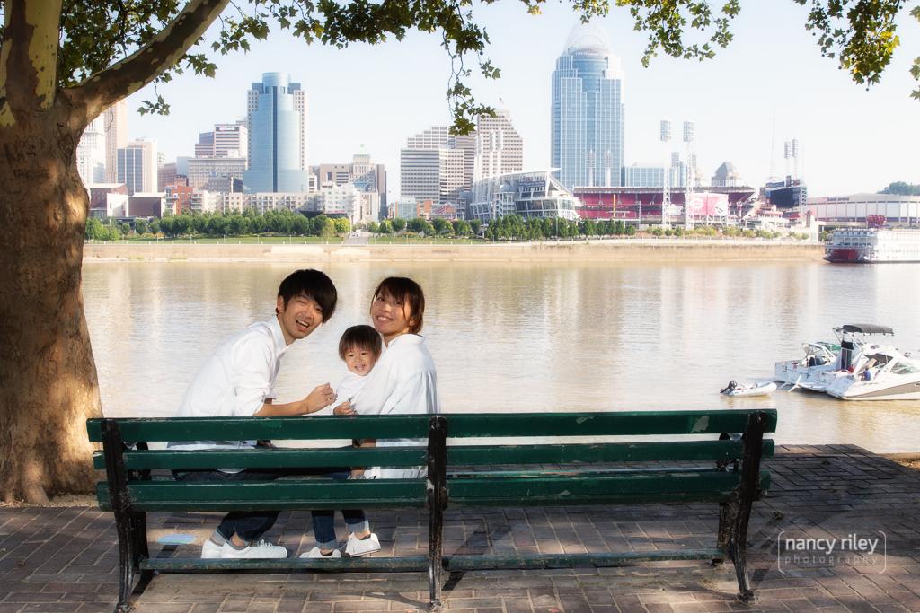 Cincinnati family session